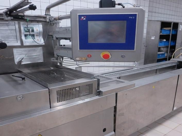 GEA / CFS Koppens Tiromat 660 Powerpack Thermoformer