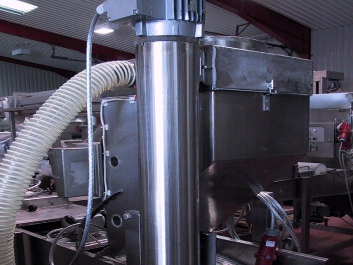 GEA / CFS Koppens PR400 Breader (EcoBreader)