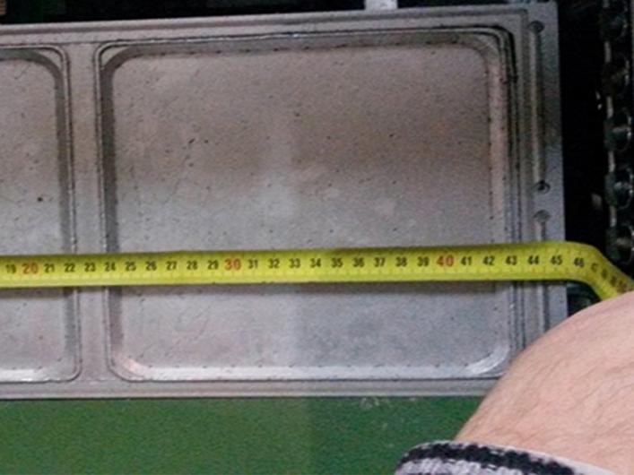 Multivac R570 CD Darfresh Skin Packing Machine