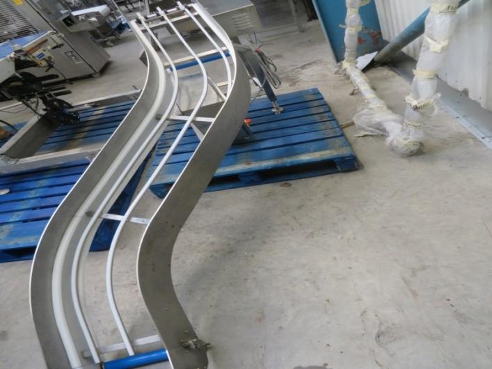 Lot No. 44 - LAC Modular Conveyor S Bend