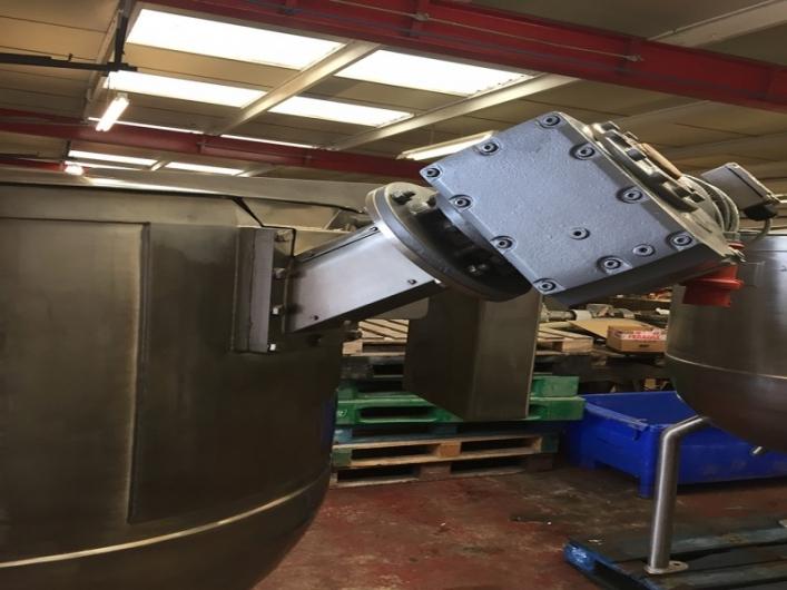 Kay Fairfield Dalton Scrape Surface 720 Litre Vessel