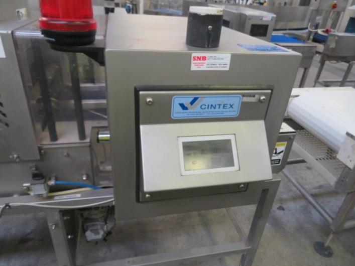 Lot No. 26 - CINTEX Metal detector