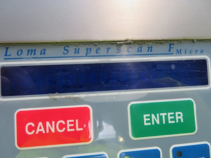 Lot No. 32 - LOMA Superscan F Aperture Metal Detector