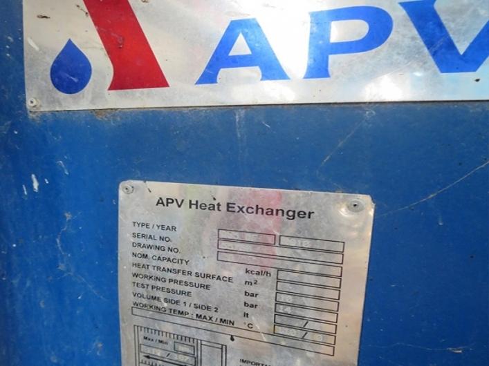 APV Heat Exchanger