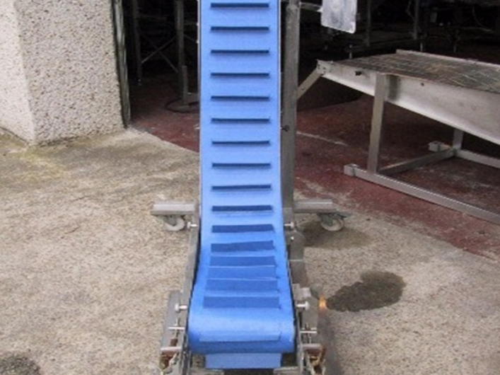 Flighted Conveyor
