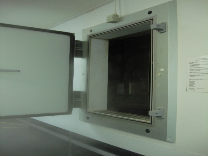 Torry Tunnel Continuous Air Blast Freezer TF 115 25