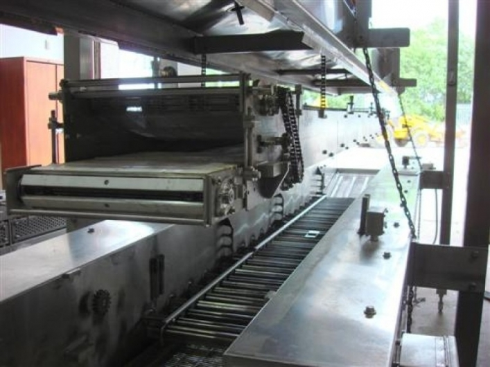 JBT Stein DHF 1613 Fryer with Teflon