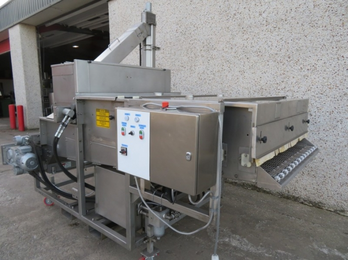 JBT Stein XL-42F Breading Applicator / Flour Coater / Preduster