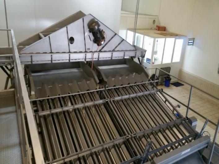 Cabinplant Pelagic Grading System