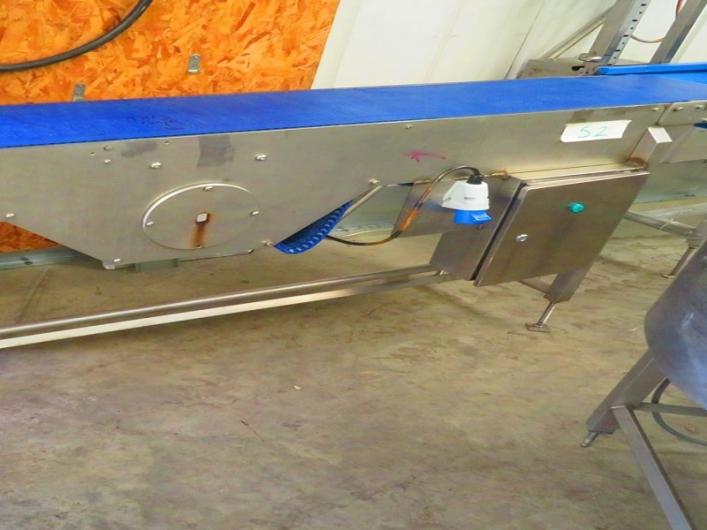 Lot No. 69 - Straight conveyor