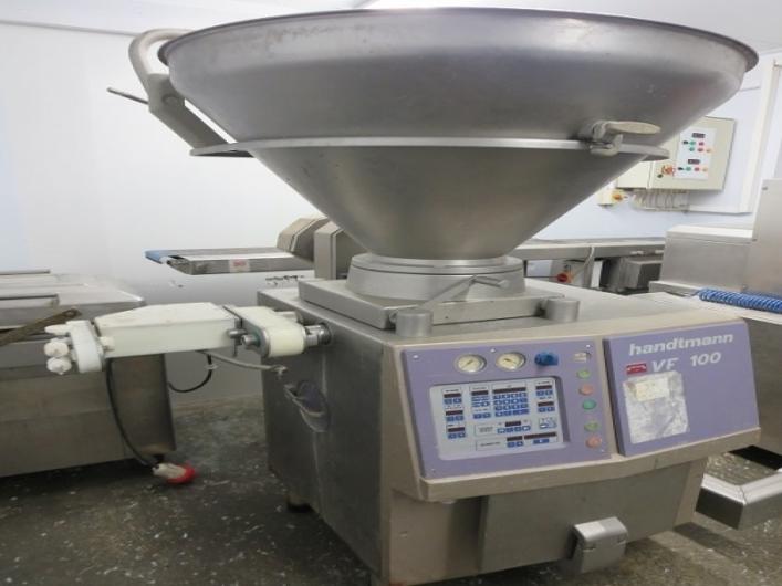 Handtmann VF100B Vacuum Filler