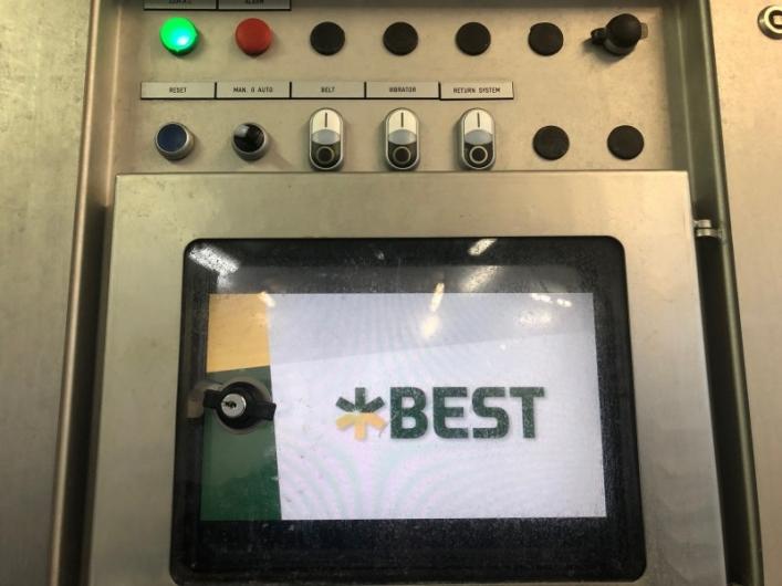 BEST GENIUS 640 Optical Sorter / Colour Sorting Machine