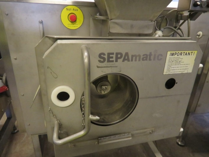 Lot No. 81 - SEPAmatic 1400