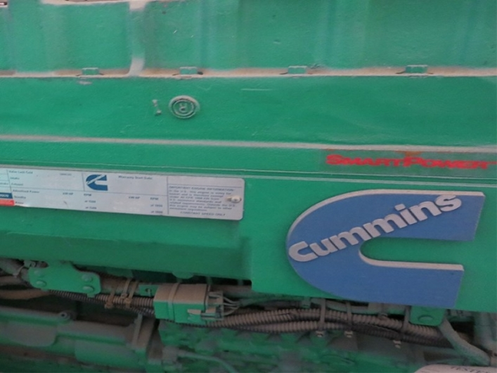 Cummins Diesel Electro Generator
