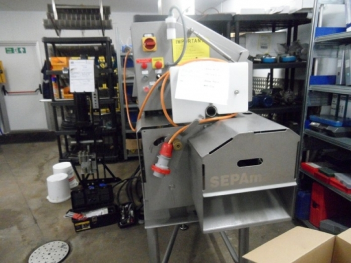 SEPAmatic 410 Separator with ST37
