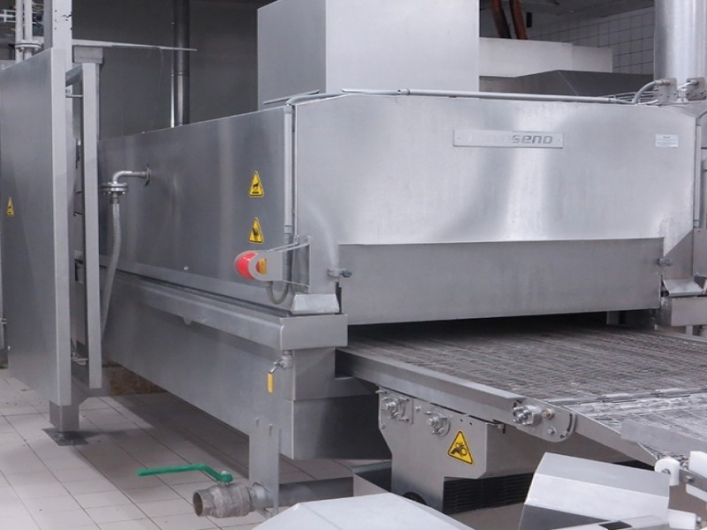 Marel 400 Linear Oven