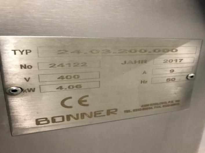 Bonner Frozen Block Flaker