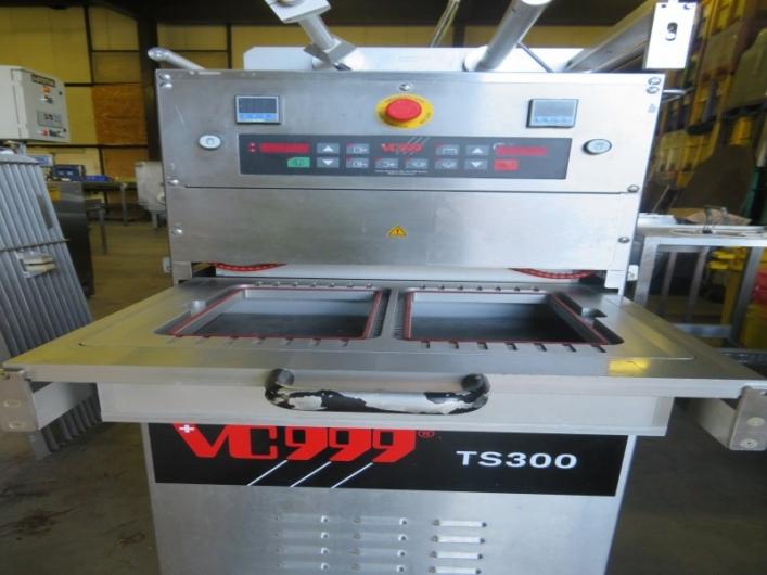 Lot No. 76 - Tray Lidder VC999 / TS300N