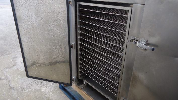 AFOS DOUBLE MAXI SMOKER / SMOKING KILN