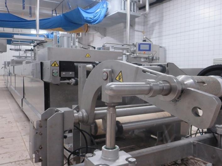 GEA / CFS Koppens Tiromat 420 Powerpack Thermoformer