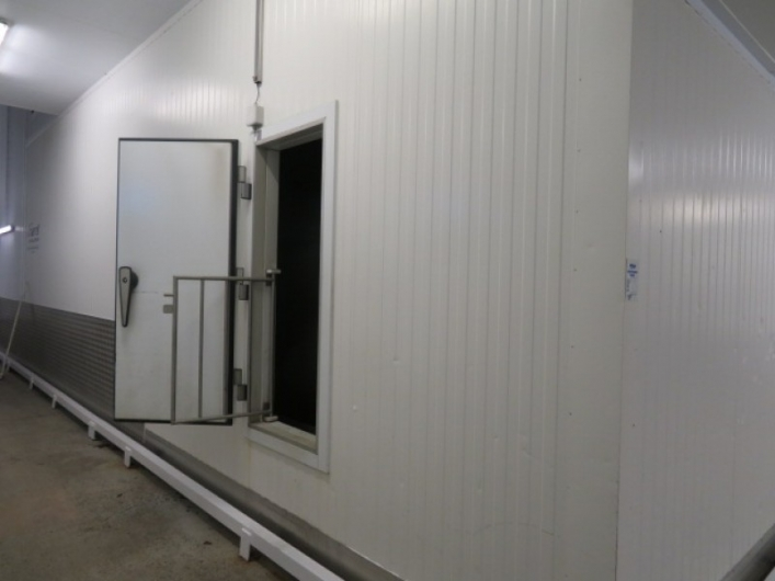 Marel Spiral Freezer with GEA Refrigeration