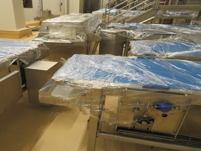 Rademaker Blue Conveyors