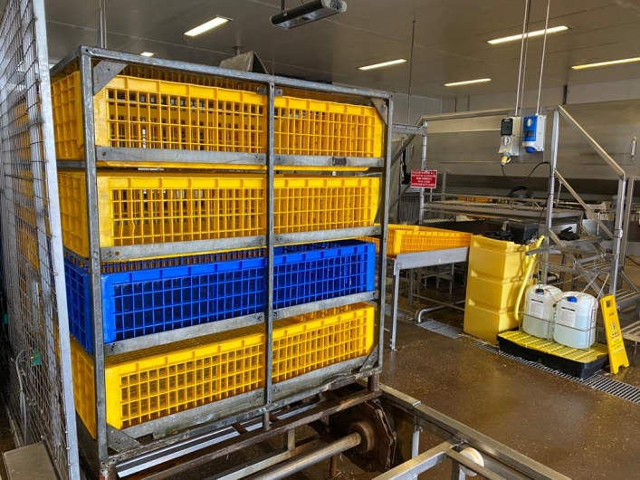 Anglia Autoflow Easy Load Modules and Drawers