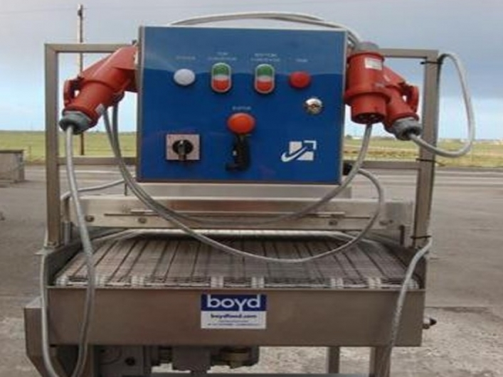 GEA / CFS Koppens BRU600 Ball Roller