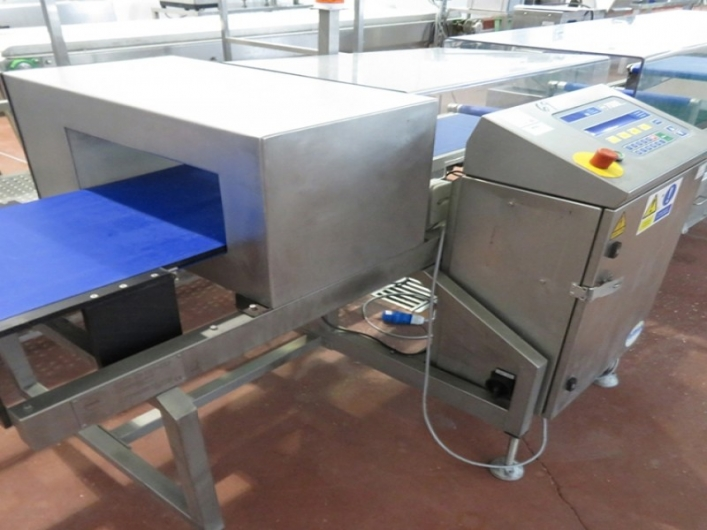 Various Loma, Fortress Metal Detectors and Checkweighers