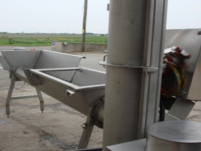 Horizontal & Vertical Auger / Conveyor