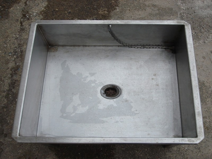 Sink - Low level / drain tank only