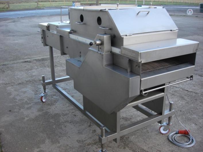 Marel 630mm Forming & Coating Line