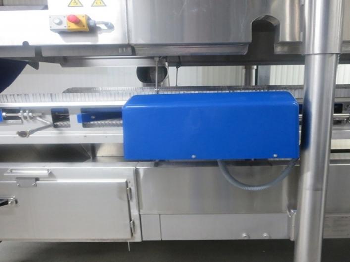 Linde Cryoline 1250 Nitrogen Tunnel Freezer