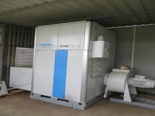 Munters MCD 155 E Dehumidifier
