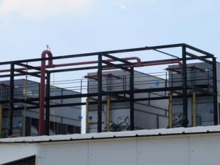 GEA Grasso / BAC Evaporative Condenser