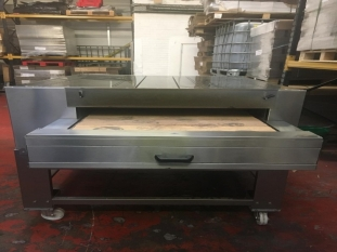 Italforni Electric Conveyor Stone Oven TSC