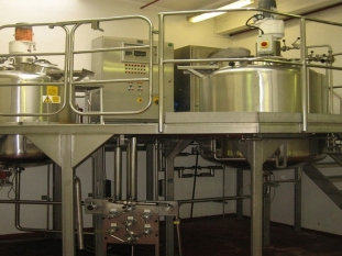 BCH Sauce Mixing Plant