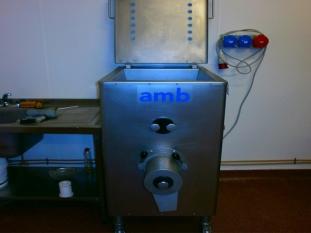 AMB Paddle Mixer