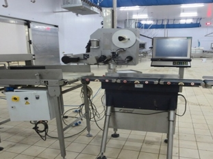 Espera ES5001 Weigh / Price Labeller