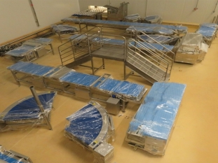 Rademaker Blue Conveyors
