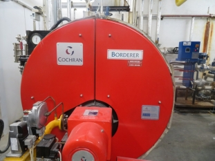 Cochrane Borderer Steam Boiler