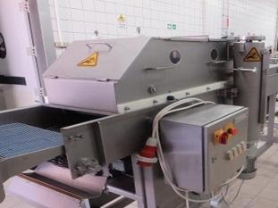Marel TFM400 Predust / Flouring Machine