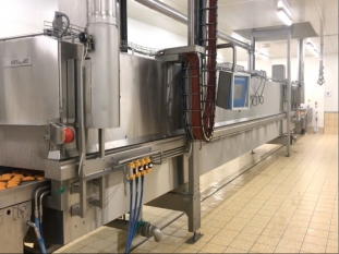 Marel Linear Oven