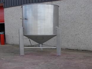 GEA / CFS Koppens VTC1500 Oil Storage Tank