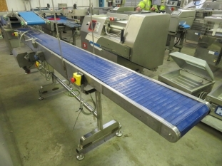 Lot No. 97 - Unifab Engineering Conveyor