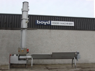 Horizontal & Vertical Auger / Conveyor