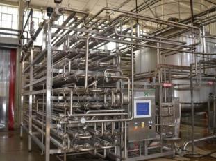 SPX UHT Steriliser Pasteuriser