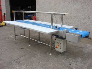2 Tier workstation conveyor