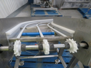 Lot No. 44 - LAC Modular Conveyor S Bend