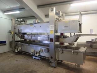 GEA / CFS Koppens BRN 3000 / 500 Continuous Fryer